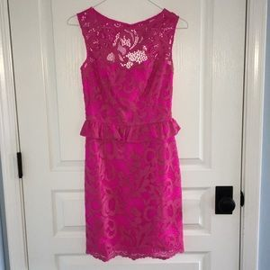 Lily Pulitzer lace dress